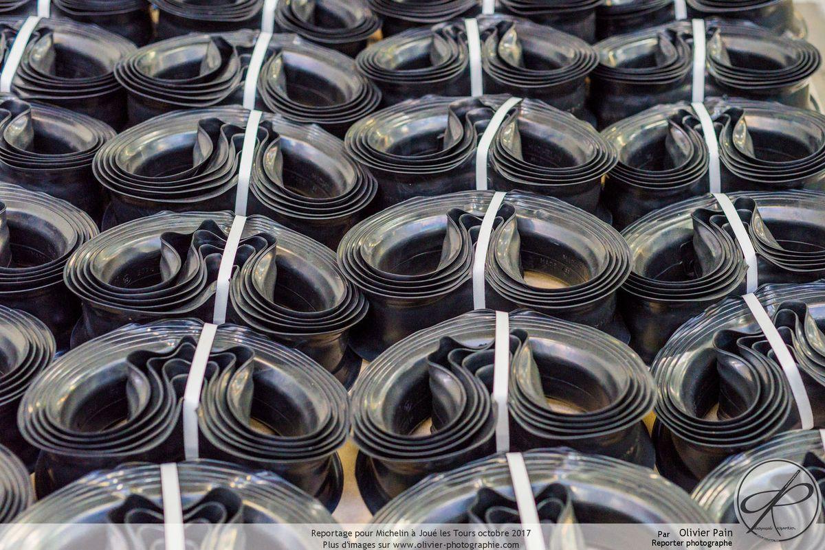 Reportage sur l'usine Michelin