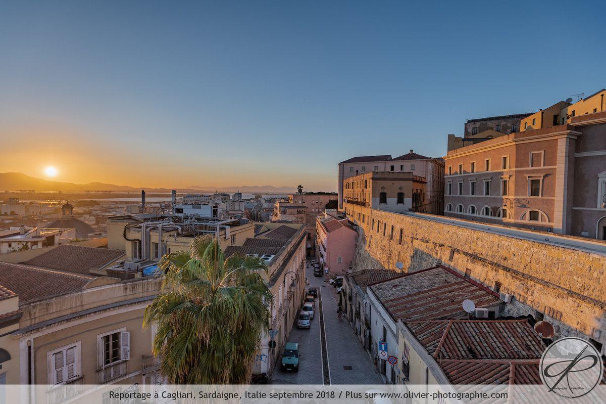 Reportage à Cagliari en Sardaigne