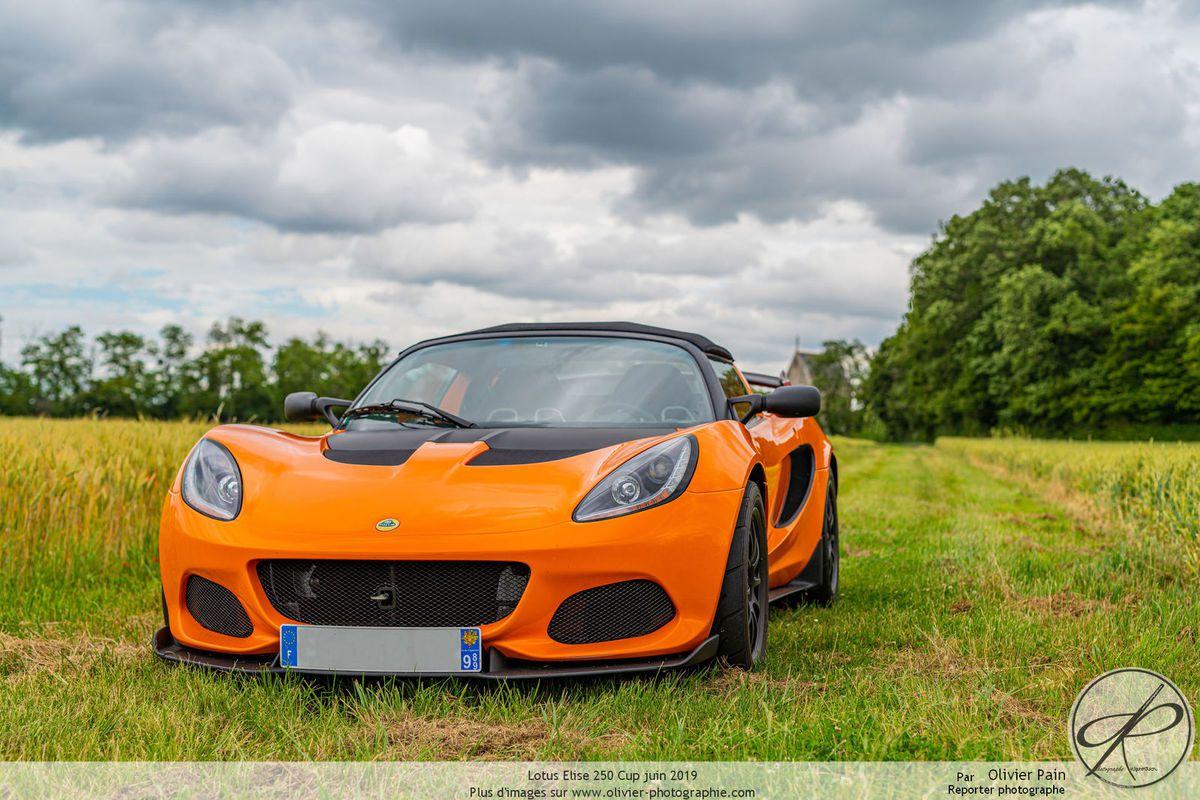 Photographies de la Lotus Cup 250