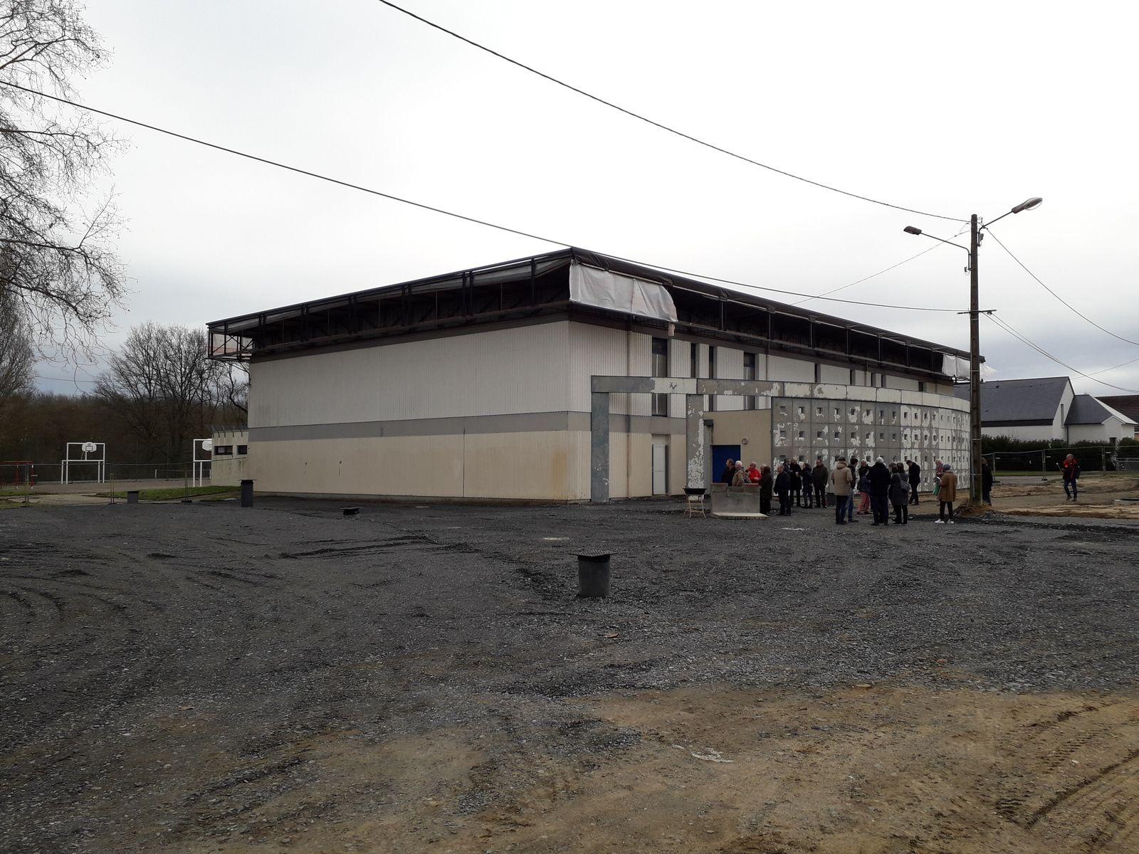Les travaux de construction de la future maison de quartier de la Madeleine sont lancés