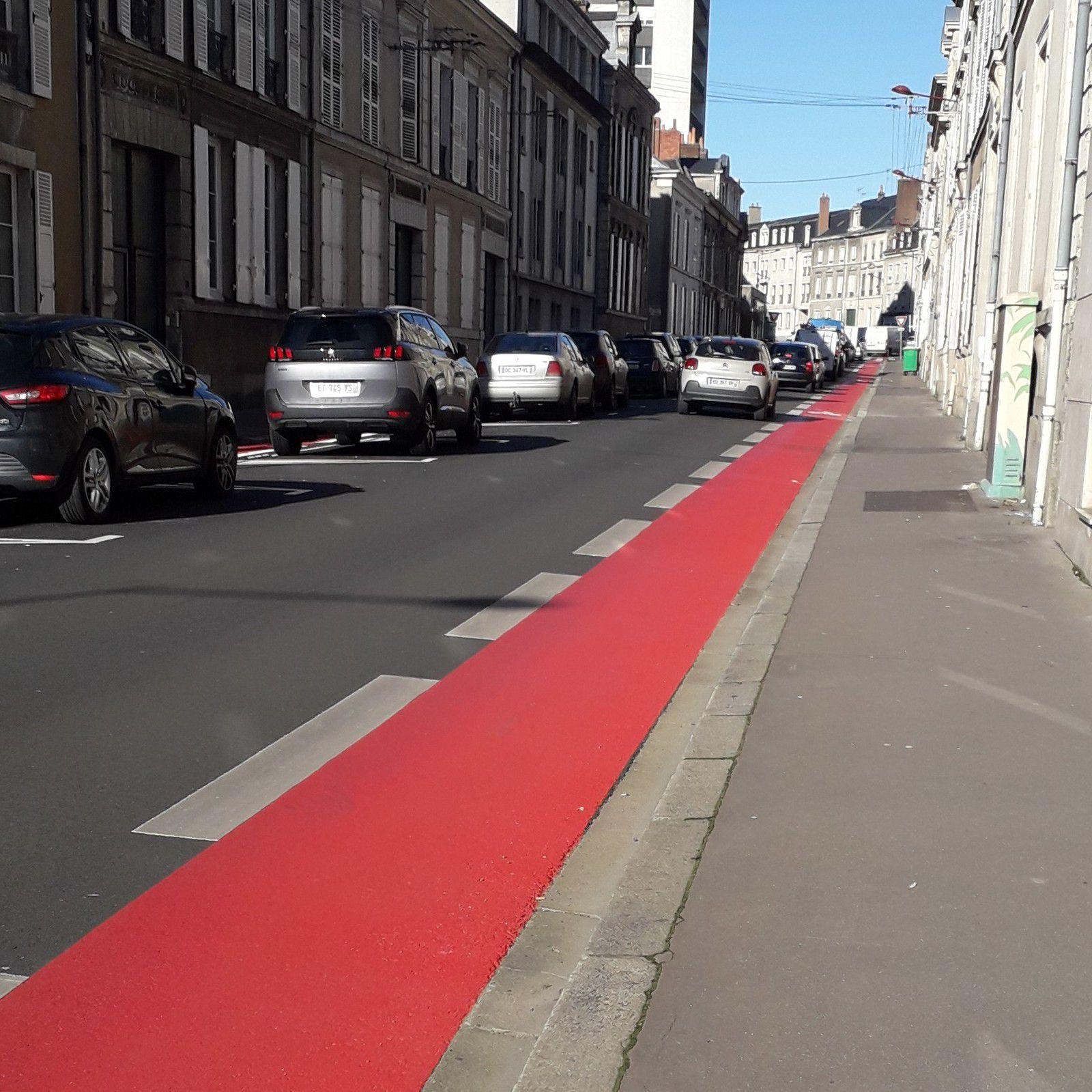 De nouveaux aménagements cyclables pour la ville