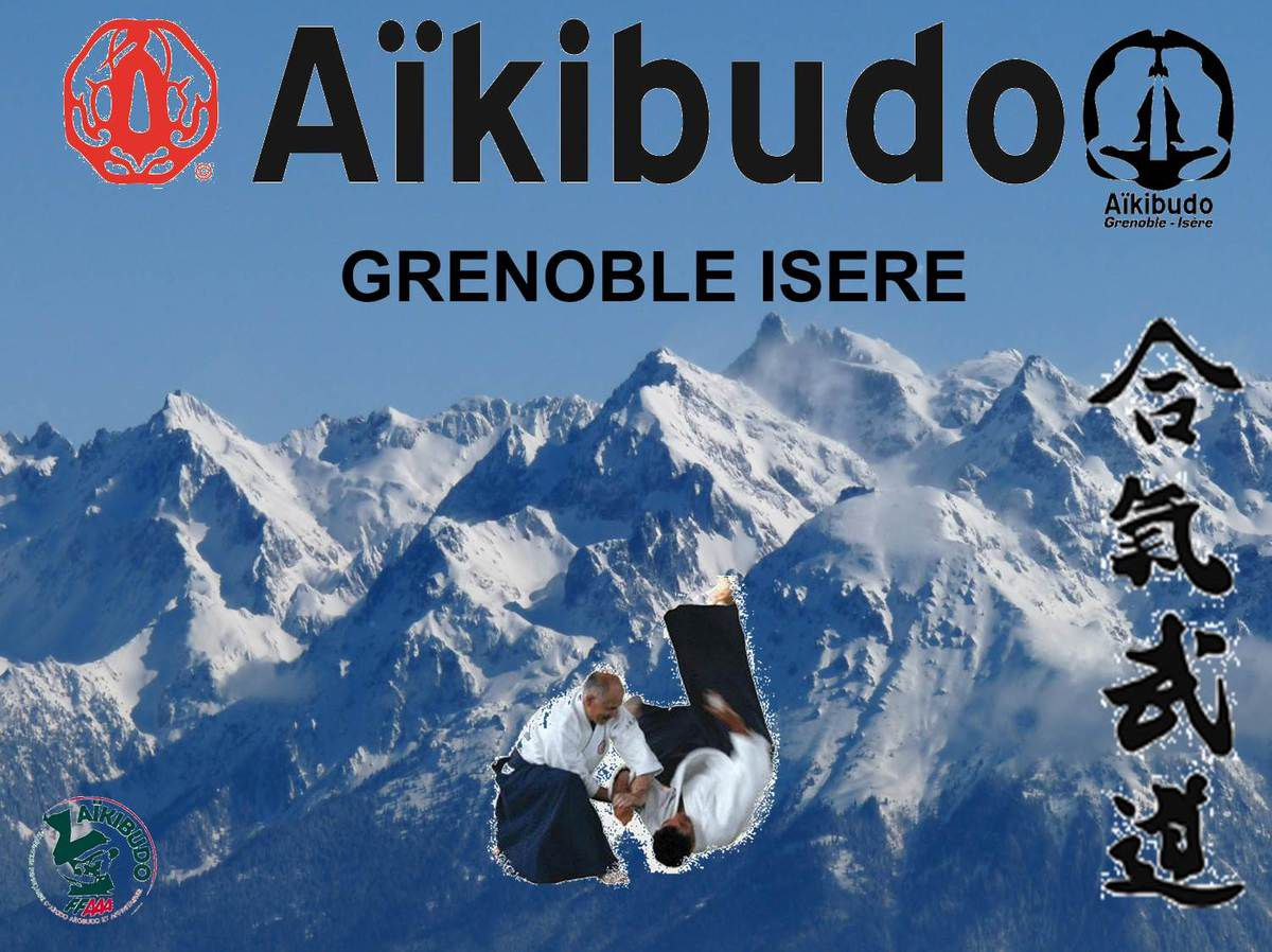 AIKIBUDO : ouverture cours Vendredi 17h30 à Hoche Grenoble