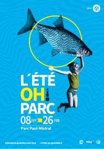 L'AIKIBUDO à L'ETE OH! PARC 2018 Grenoble