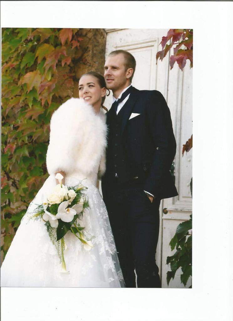 Mariage le 17 octobre 2015