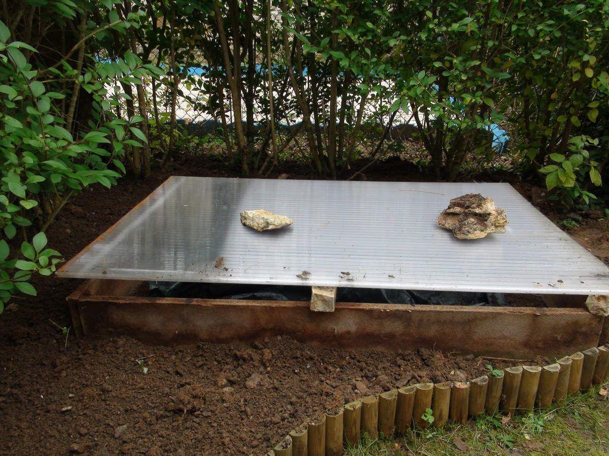 Le silo pour vos légumes racines ou comment ne plus gaspiller ni perdre vos légumes racines (100% gratuit) au jardin potager bio