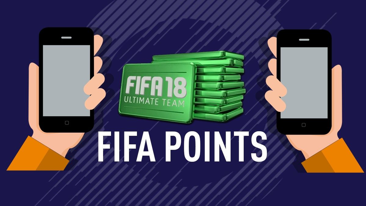 acheter des points fifa 18 avec son telephone via. Black Bedroom Furniture Sets. Home Design Ideas