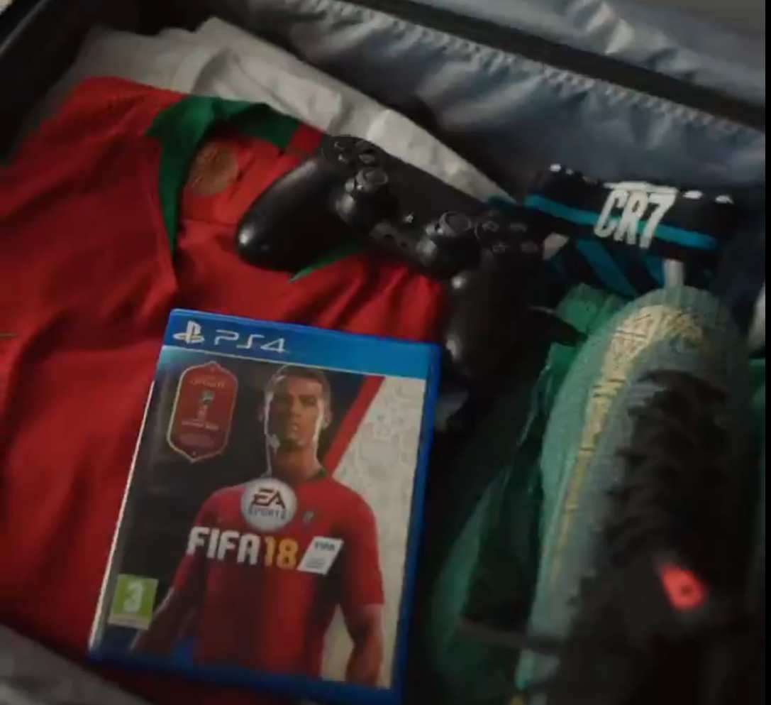 jaquette fifa 18 world cup