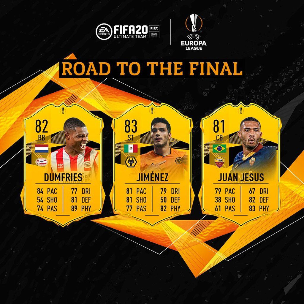 ROAD TO FINAL FIFA 20