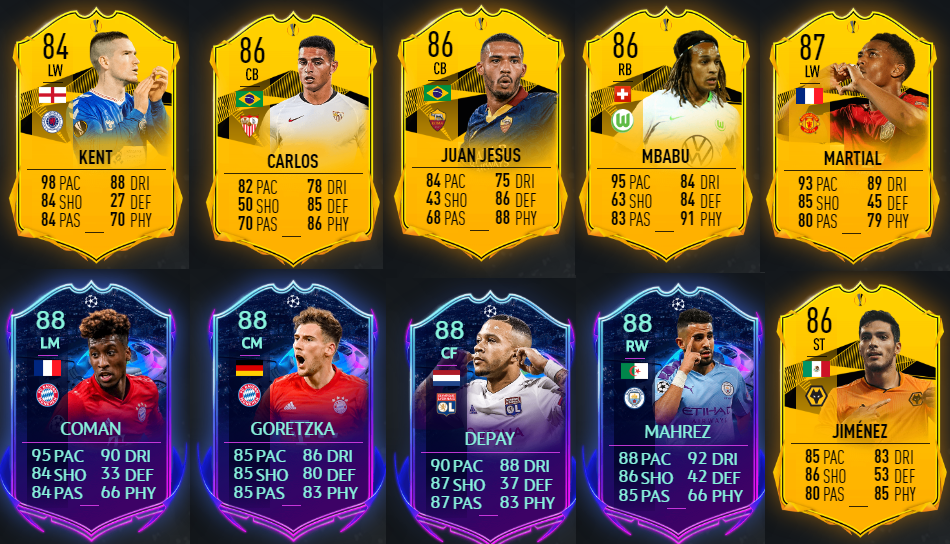 upgrade ucl live