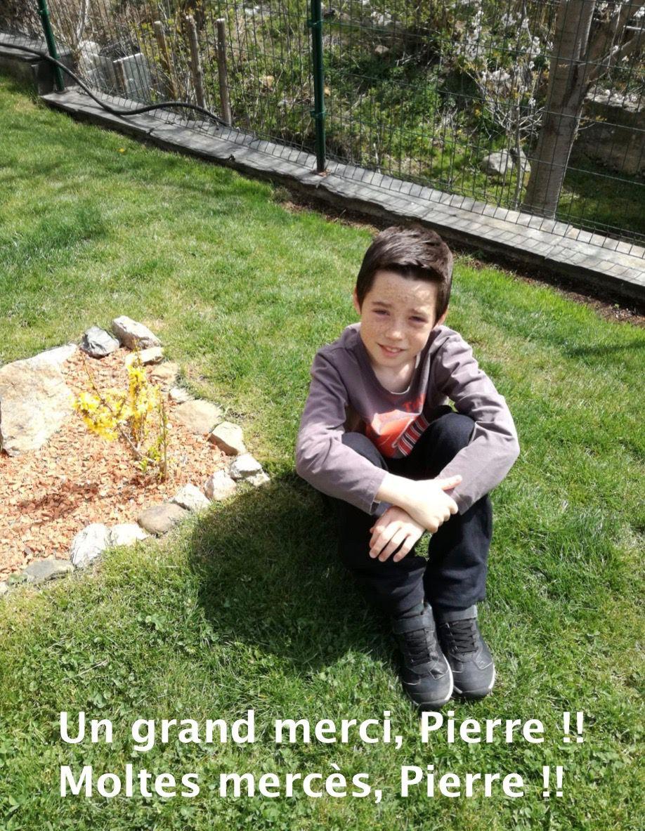 Prier avec Pierre... / Pregar amb el Pierre...