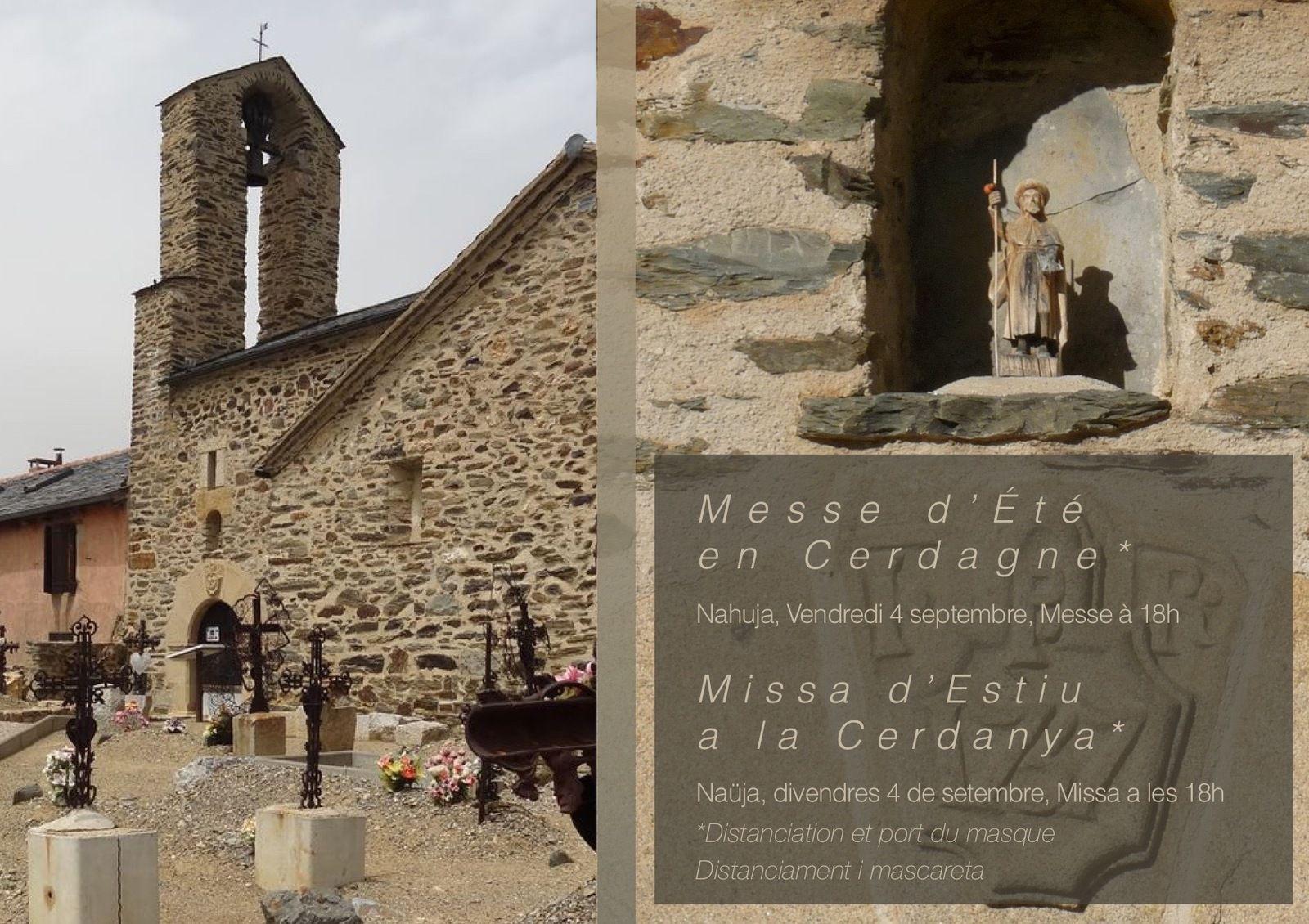 Messe d'Été en Cerdagne/Missa d'Estiu a la Cerdanya...