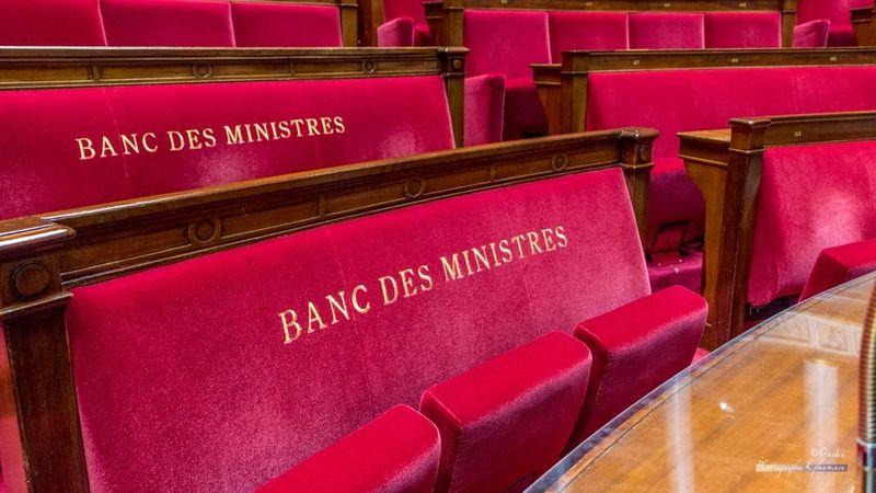 banc des ministres