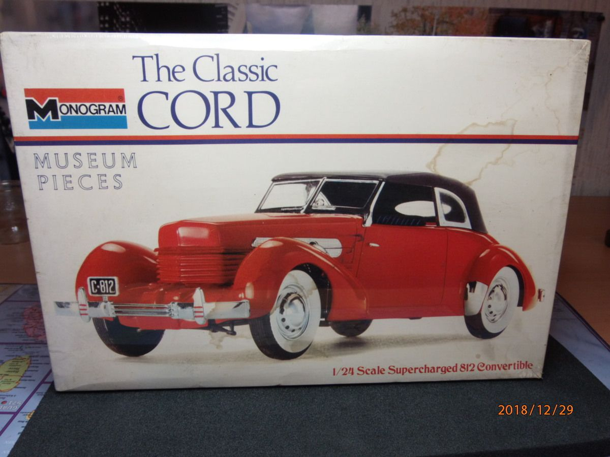 Ford Cord pick up         1/....