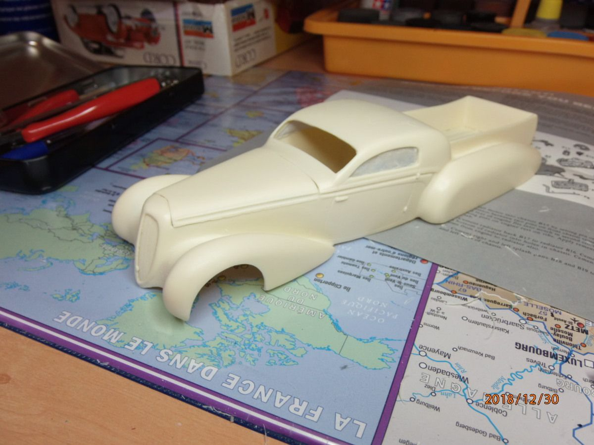 Ford Cord pick up         2/....