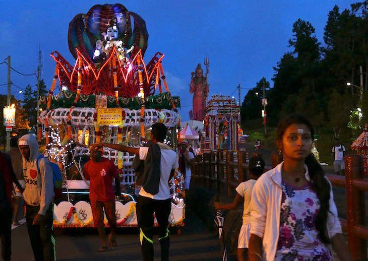 Le Maha Shivaratri de Maurice