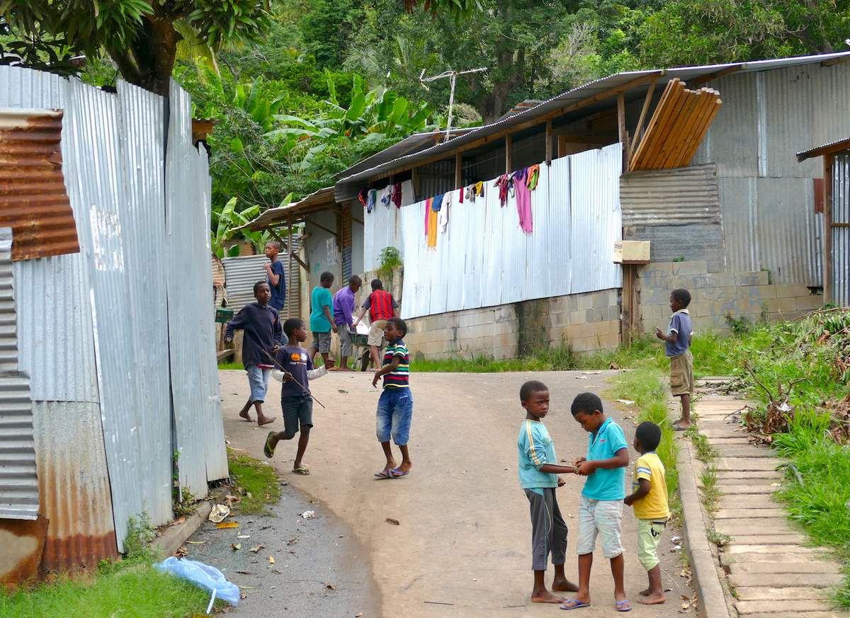 50% de la population de Mayotte a moins de 20 ans.