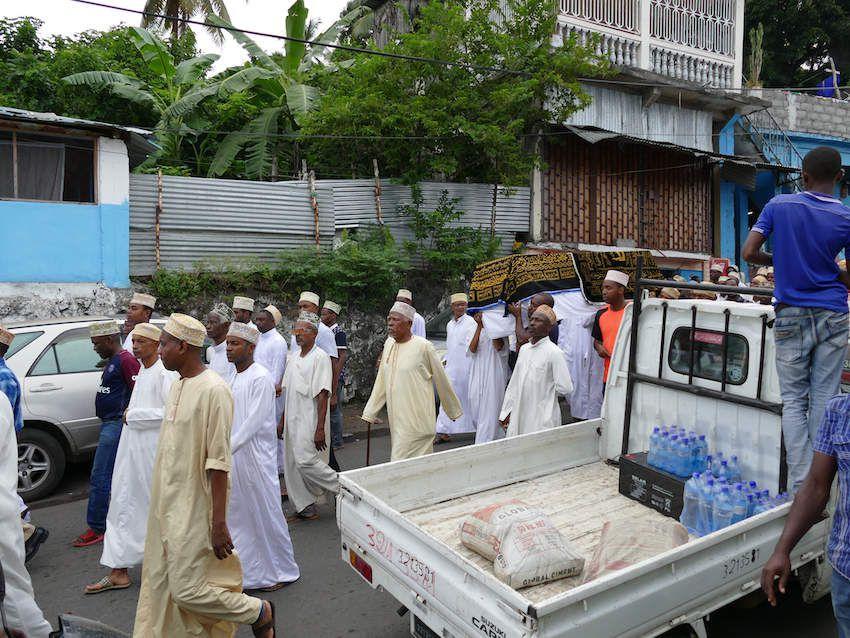Plus de 10 000 Comoriens sont déjà morts, noyés, dans le bras de mer qui sépare Anjouan de Mayotte. (photo LD)