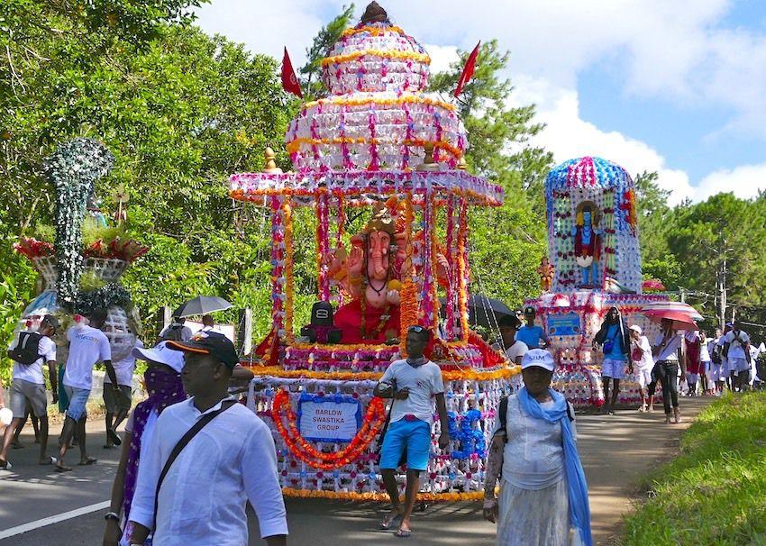 Pélerinage du Maha Shivaratri, Maurice