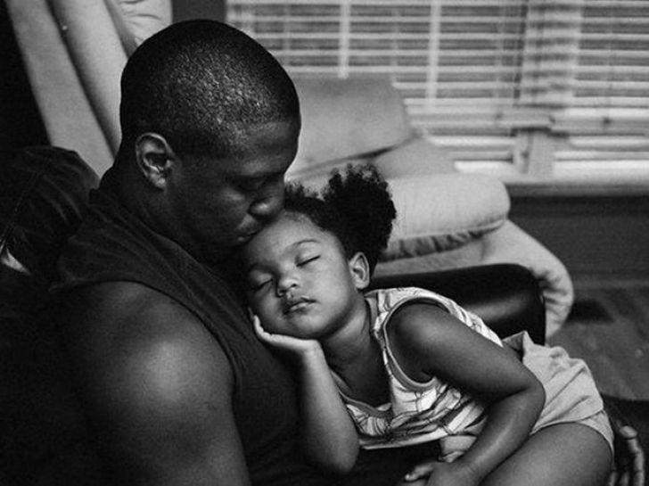 7 emocionantes y hermosas fotografías que expresan a la perfección la felicidad de ser padre ¡COMPARTE!