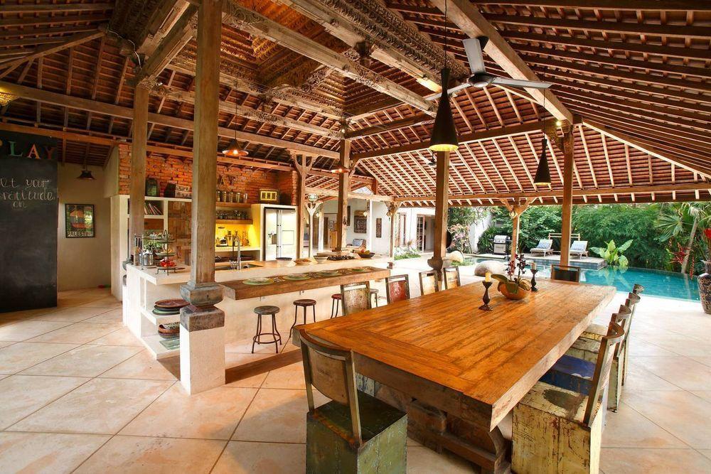 9 cocinas increíbles de Airbnb que te harán reservar un viaje de inmediato