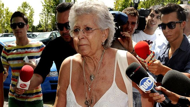 Pilar Bardem: Cobro una pensión de mierda