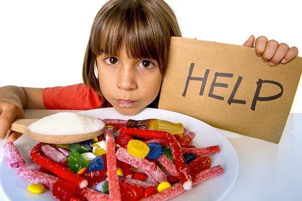 El Azúcar Es Como Alcohol Para Los Niños, Daña El Hígado Y El Cerebro.