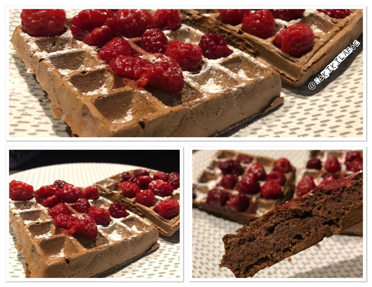 Gaufre healthy express