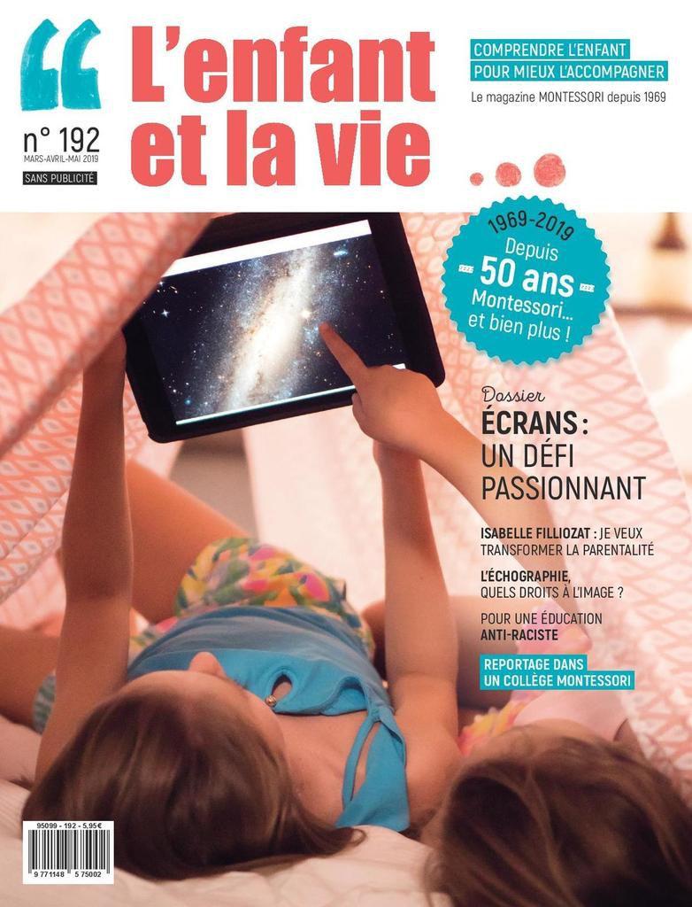 L'enfant et la vie, n° 192