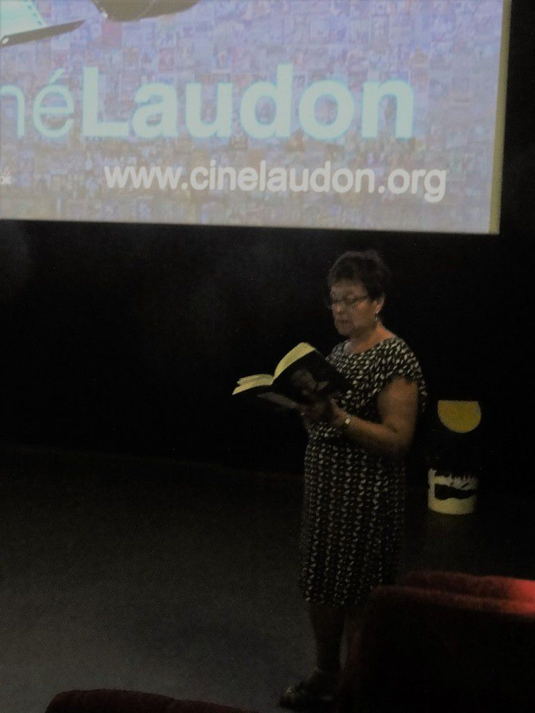 Lecture de poèmes avant la projection de EMILY DICKINSON   A QUIET PASSION  mardi 13 juin