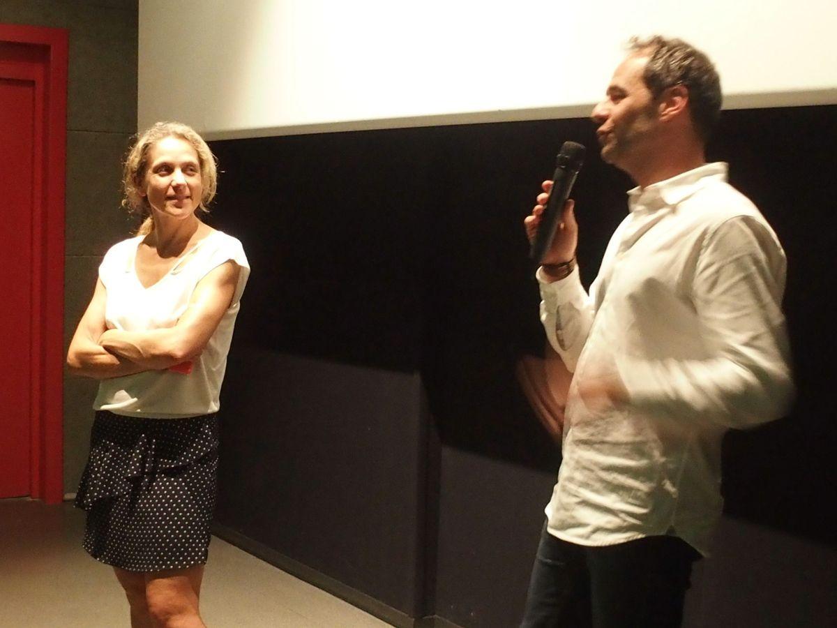 En présence du réalisateur Stéphane Santini