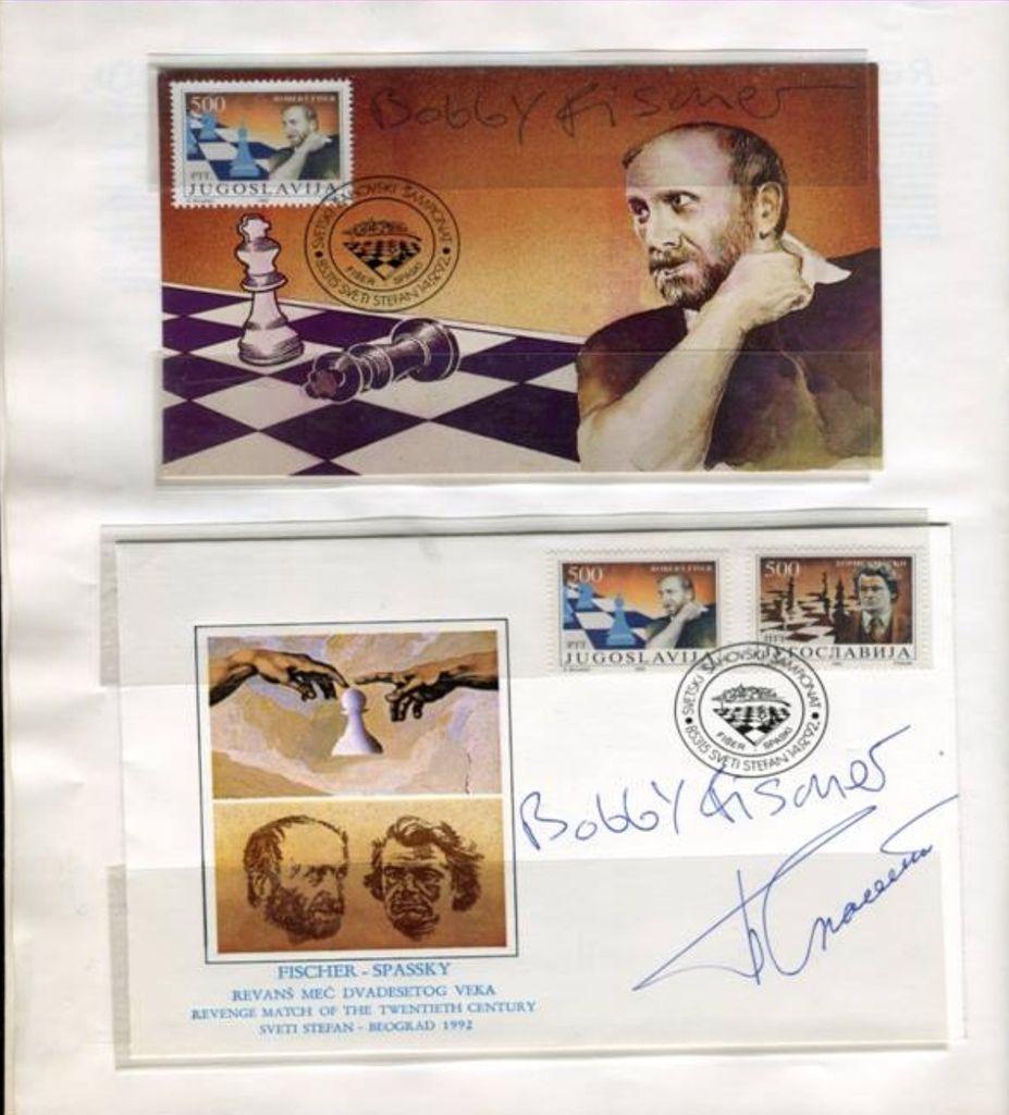 Les coulisses du match revanche entre Bobby Fischer et Boris Spassky, par Loïc Habasque.