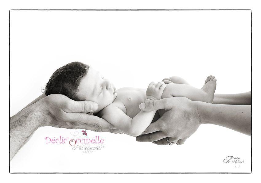 photographe studio bébé nouveau-né à Castres Revel Albi