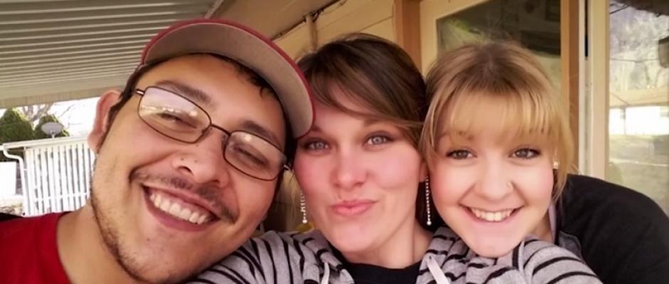 USA :  deux femmes et un homme polyamoureux planifient leur mariage à trois !