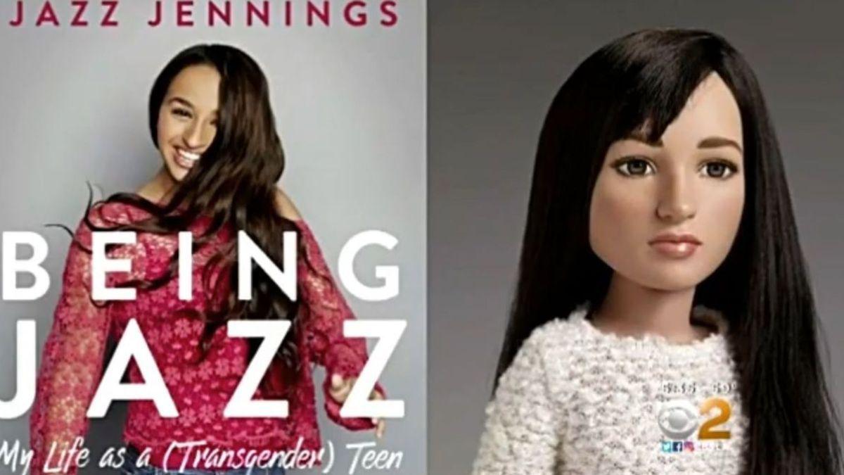Jazz, la toute première poupée transgenre inspirée d'une jeune militante