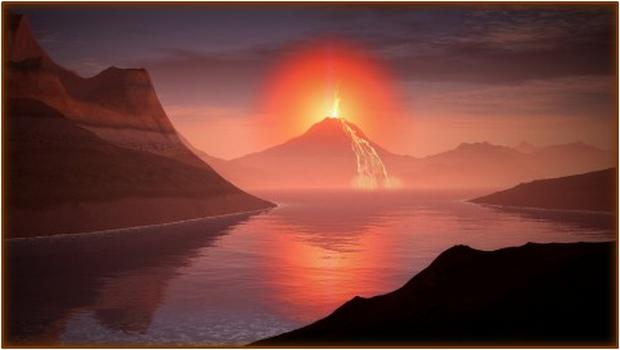 CURIOSITÉS TERRESTRES : Quelque chose d'étrange  est-il en train de se produire  à l'intérieur de la Terre ?