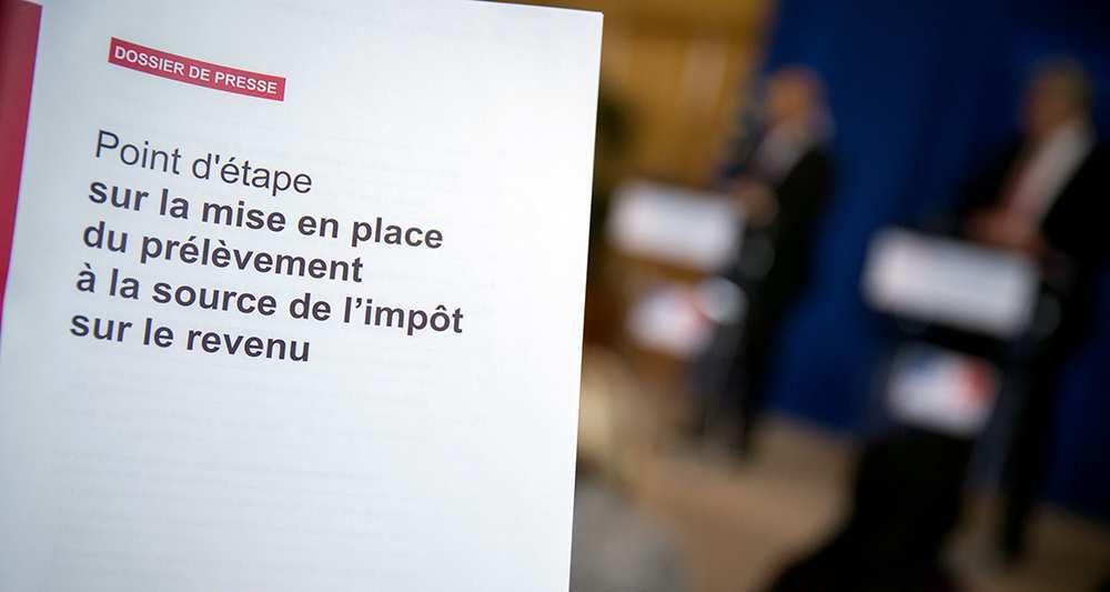 Selon le secrétaire d'Etat au Budget, « hormis certains détails techniques, tout est prêt ». - Photo Hamilton/REA
