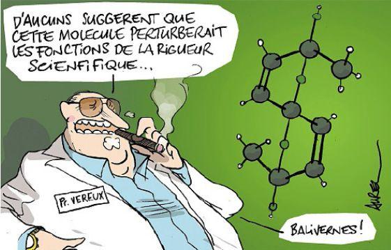 NON ! au sabotage chimique de nos vies….