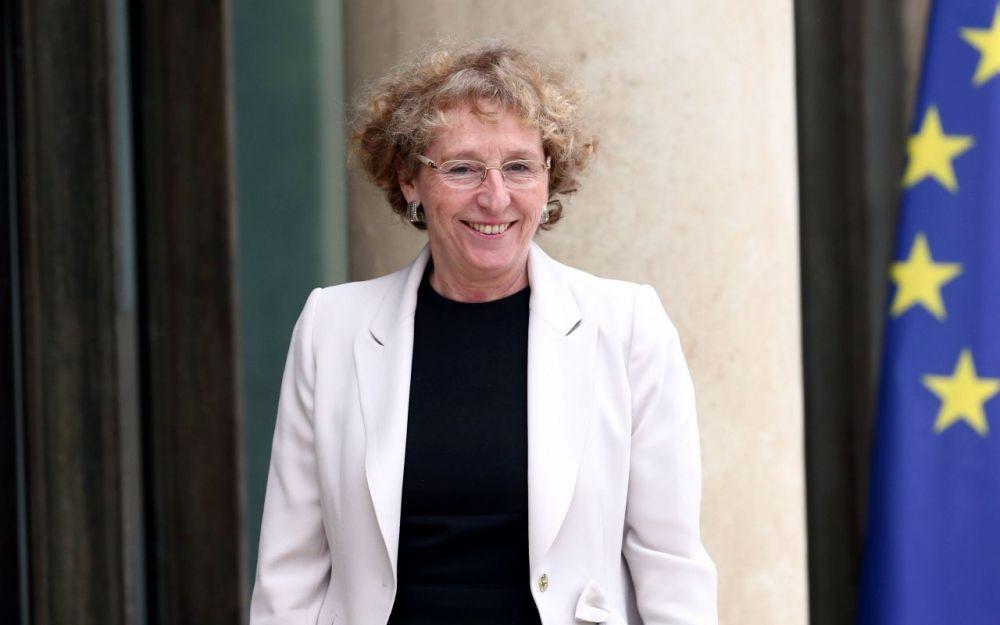 Muriel Penicaud aura la charge de mener la réforme du Code du travail voulue par le président MacronLP/ ARNAUD JOURNOIS