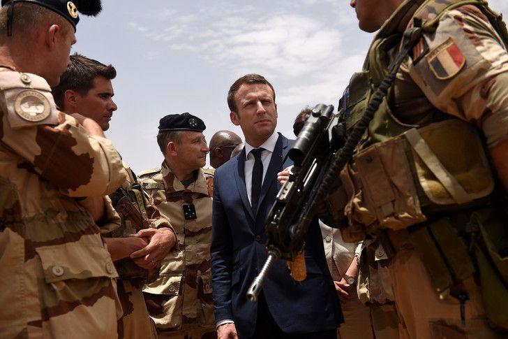 Emmanuel Macron recadre sévèrement le chef d'état-major des armées françaises