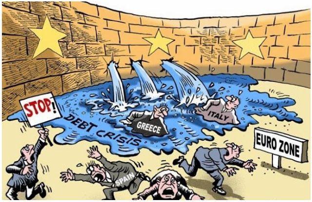Hit parade des 7 pays européens en faillite