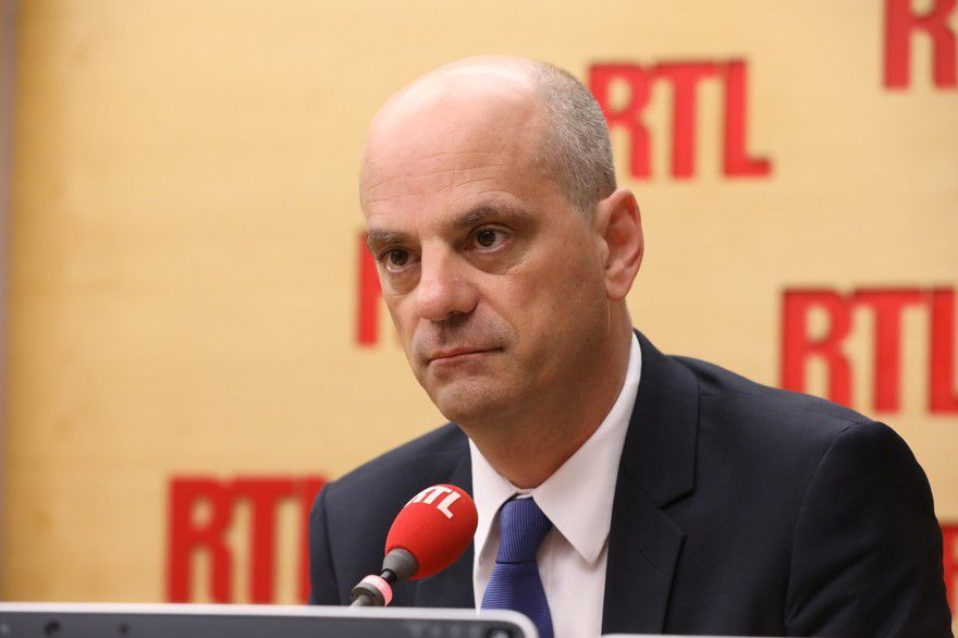 FRANCE : Le mythe BLANQUER (ministre de l'Education Nationale )