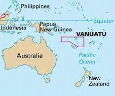 Vanuatu :le volcan Monaro et le volcan d'Ambrym en éruption en simultané