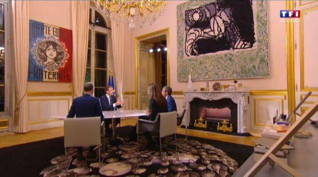 «Bordel», riches, retraités, PMA...Ce qu'il faut retenir de l'interview d'Emmanuel Macron