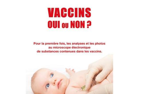 Improbable mais vrai, la mise en évidence récente de la présence de nanoparticules polluant la quasi totalité des vaccinscommercialisés