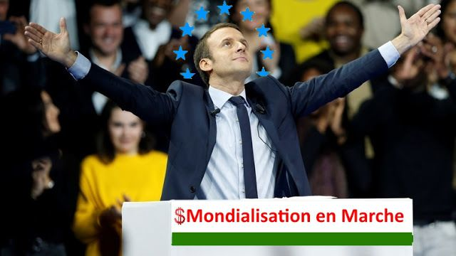 L'ascension et la chute d'Emmanuel Macron
