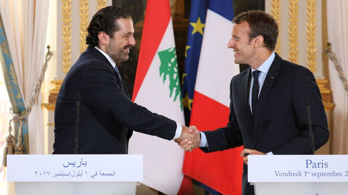Crise au Liban: Saad Hariri reçu par Macron samedi