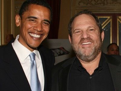 Harvey Weinstein avait brillé lors des campagnes des deux Clinton et de Barak Obama, et récolté des fonds énormes pour le Parti démocrate