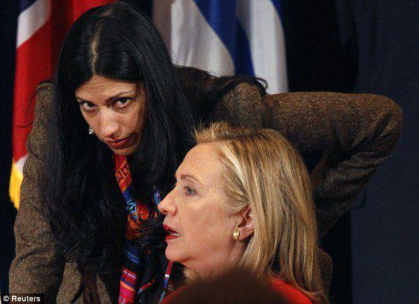 Trump réclame la prison pour Huma Abedin, la proche collaboratrice de Clinton
