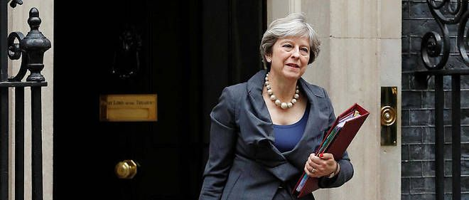 BREXIT : SELON UNE NOTE INTERNE DU GOUVERNEMENT BRITANNIQUE L'ECONOMIE DU ROYAUME-UNI SERAIT FORTEMENT IMPACTEE PAR LA SORTIE DE L'UE …