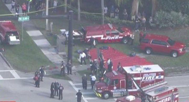 """USA : Fusillade dans un lycée de Floride : de nombreux morts, selon le proviseur = """"Tout le monde l'avait prédit"""""""